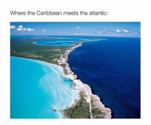 Atlantic, beautiful, and Caribbean image