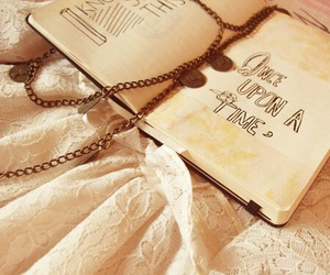 book, vintage, and once upon a time image