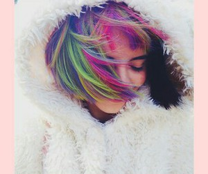 melanie martinez, hair, and colors image