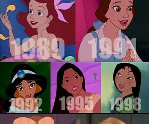 disney, princess, and disney movies image