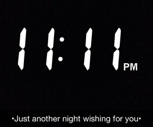 11:11, wish, and snapchat image