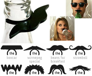 mustache and moustache image