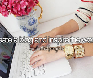 blog and before i die image