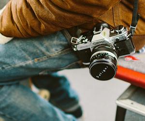 camera, indie, and vintage image