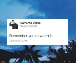 cameron dallas, tweet, and twitter image