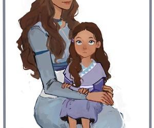 kya and katara image