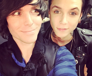 onision, andy biersack, and black veil brides image