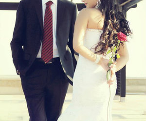 mariage, mashallah, and muslim image