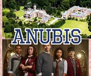 anubis, house of anubis, and hoa image
