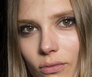 fashion, makeup, and model image