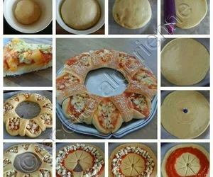 pizza, food, and diy image