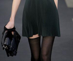 bag, black, and legs image