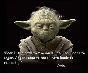 yoda, quote, and star wars image