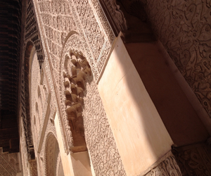 africa, architecture, and marrakech image