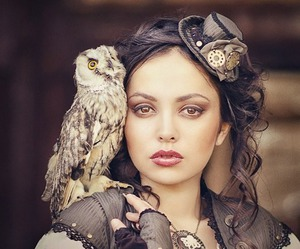 steampunk, elegance, and fashion image