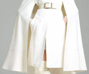 cape, fashion, and chic image