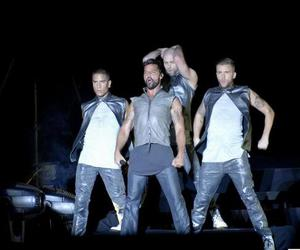 boys and ricky martin image