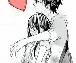 love, anime, and manga image