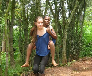 africa, best friends, and kids image