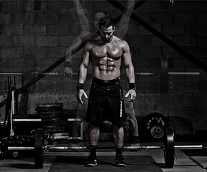 abs, fit, and inspiration image
