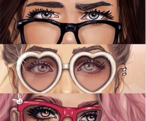 eyes, girly_m, and girl image