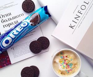 food, love, and chocolate image
