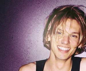 Jamie Campbell Bower, boy, and smile image