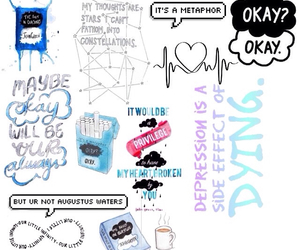 infinity, tfios, and love image