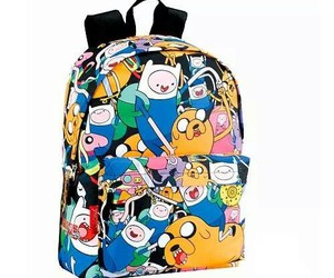 backpack, adventure time, and hora de aventura image