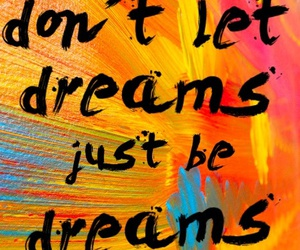 dont, dreams, and orange image