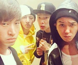 bobby, mino, and Ikon image