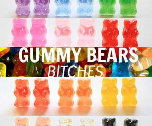 bears, beautiful, and bitches image