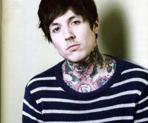 bmth, oliver sykes, and oli image
