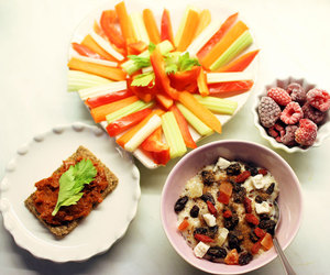 berries, carrot, and food image