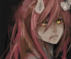 vocaloid, luka, and circus monster image