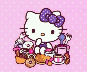 hello kitty and sanrio image