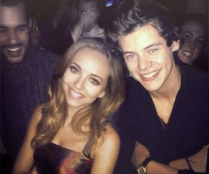 Harry Styles, jarry, and little mix image