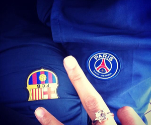 Barca, paris, and barcelone image