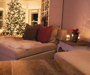 christmas, winter, and homestyling image