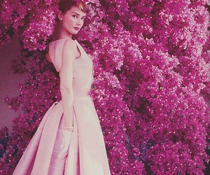 fashion, model, and pink image