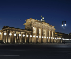germany, berlin, and wall image