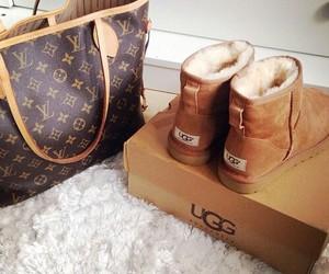 ugg, bag, and Louis Vuitton image