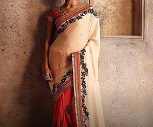 beauty, indian, and traditional image