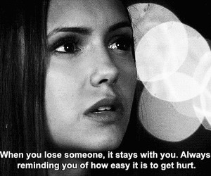 quotes, elena, and the vampire diaries image