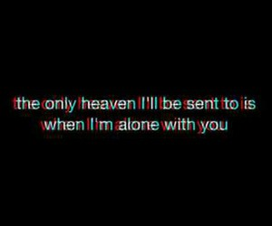 heaven, quote, and love image