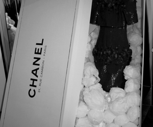 chanel, dress, and fashion image