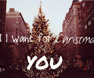 christmas, want, and winter image