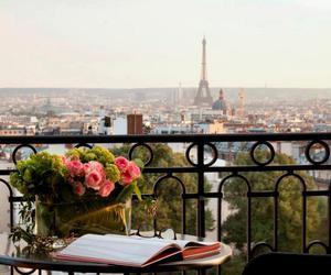 beautiful, paris, and view image
