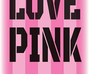 pink, victoriassecret, and love image
