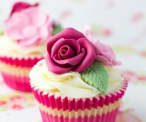 art, beautiful, and cakes image